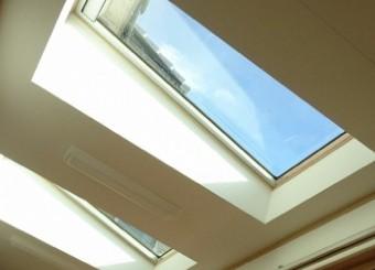 快適な暮らしを実現する天窓