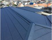 SGL鋼板屋根材の写真