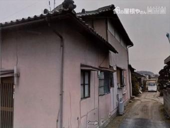岡山市北区 雨漏り点検 外壁塗装