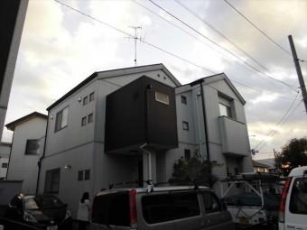 倉敷市で雨漏り修理・点検。