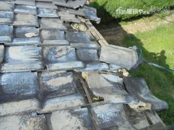 岡山市東区で雨漏り修理