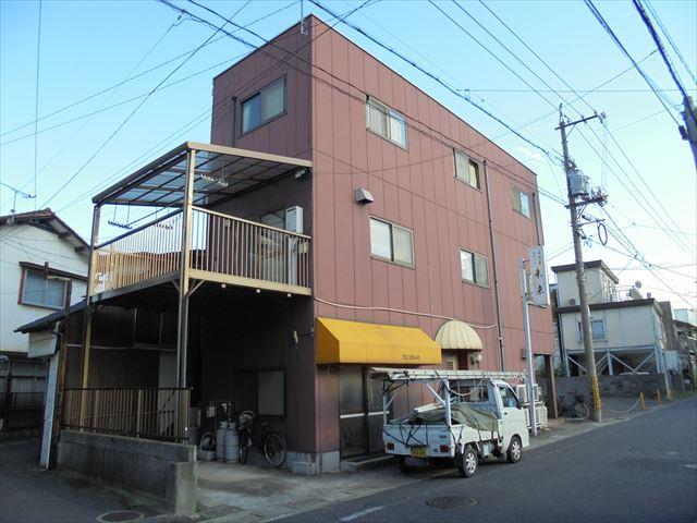 倉敷市で屋根工事の無料点検依頼。台風の影響で天井から雨漏り
