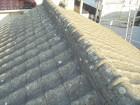 倉敷市 屋根工事 漆喰補修