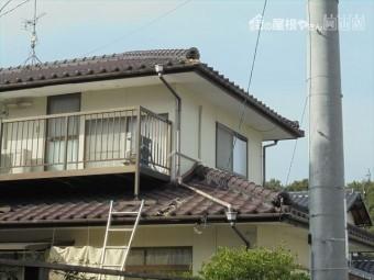 赤磐市 屋根修理 瓦補修