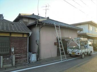 岡山北区 雨漏り点検