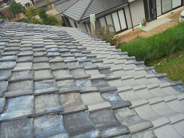 岡山市東区 屋根補修工事完成