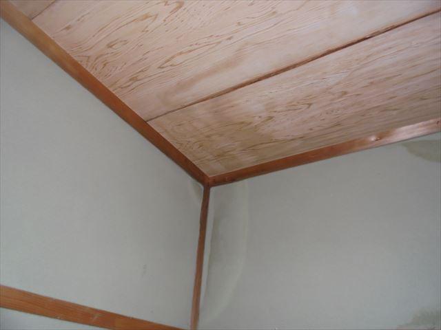 岡山巣北区 雨漏り修理 屋根瓦点検
