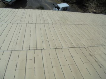 津山市で雨漏り修理 下葺き材の東和ルーフ