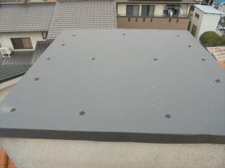 岡山市北区 屋根修理完了