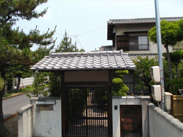 岡山市中区 屋根補修工事 完工後