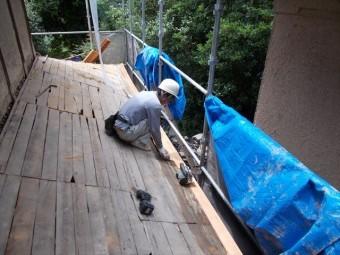 屋根工事 屋根リフォーム 屋根板取り替え、補修