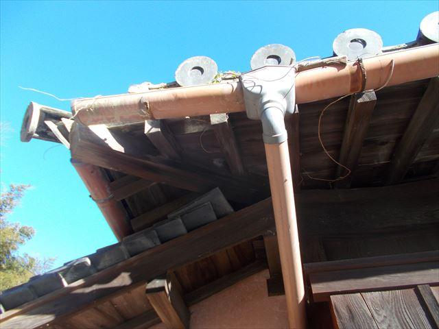 岡山市東区 屋根修理、棟補修です。