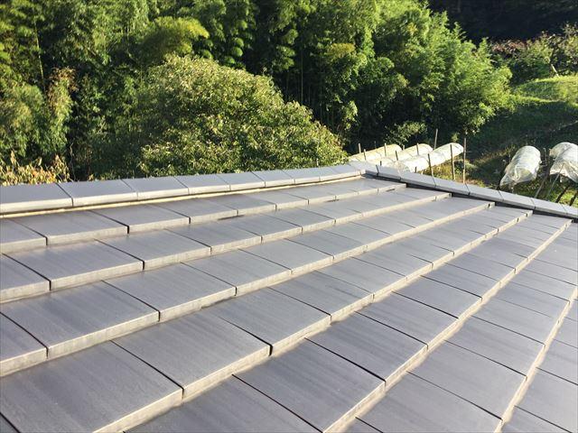瀬戸内市で屋根工事|棟の解体組み立て修理の見積もり依頼