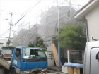 岡山市北区 屋根工事 屋根リフォーム 瓦撤去