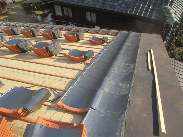 岡山市中区 屋根工事
