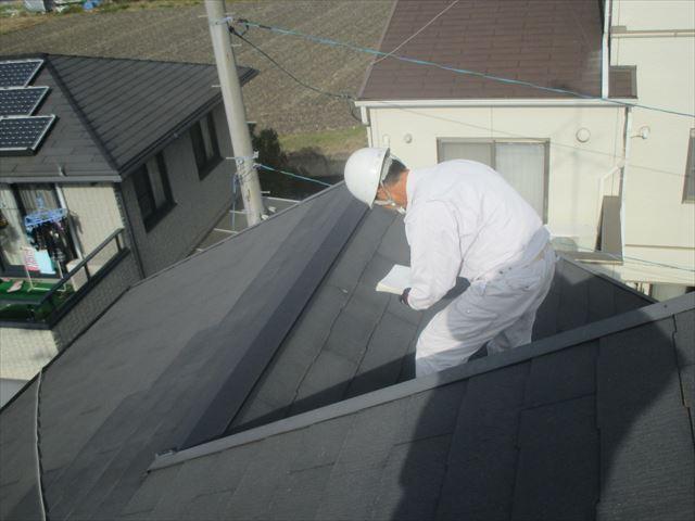 倉敷市で雨漏り修理・点検