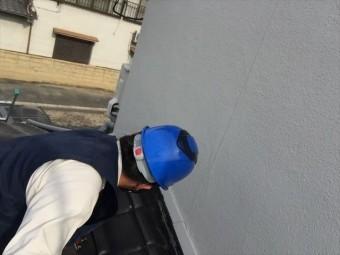 岡山市北区 屋根工事 雨漏り修理 点検の模様