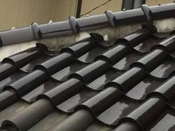 倉敷市雨漏り修理。点検