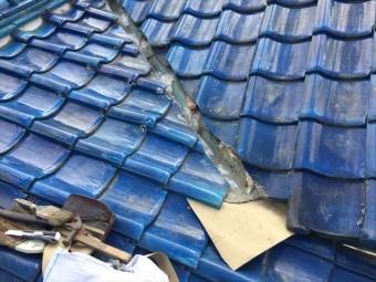 備前市 屋根工事 雨漏り修理