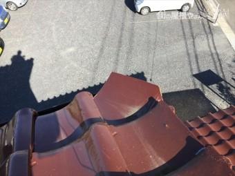 岡山県津山市 屋根修理 瓦ズレ