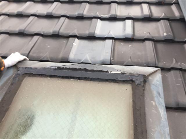 岡山市南区 雨漏り修理
