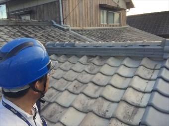 岡山市南区 棟の補修