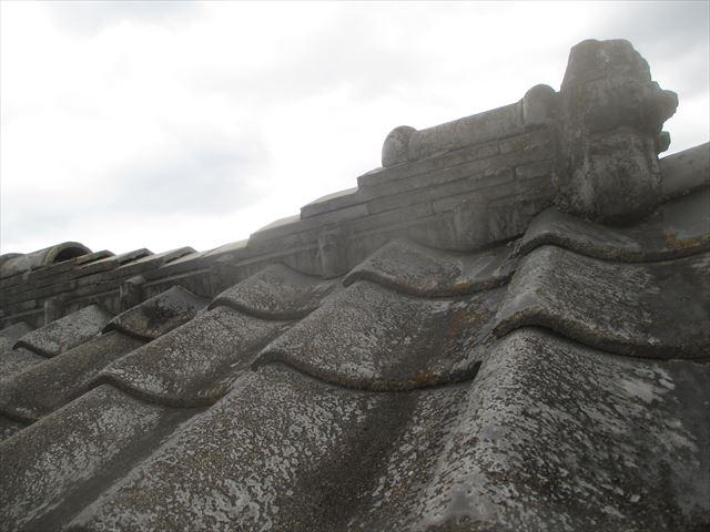 津山市 屋根修理点検