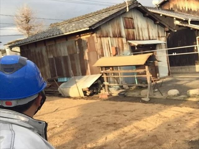 岡山市中区で屋根瓦が落ちました。屋根診断していただけますか?
