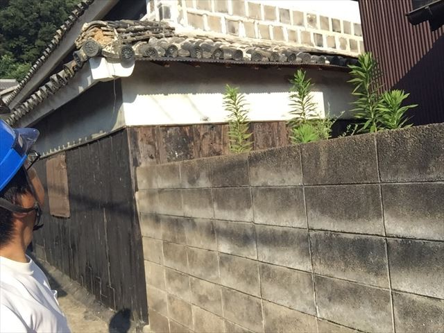倉敷市で屋根無料点検