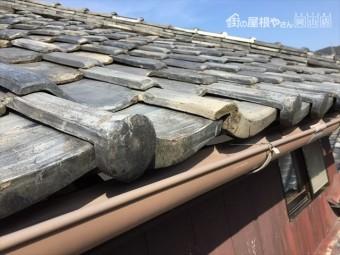 瀬戸内市 瓦葺き替え工事 屋根点検