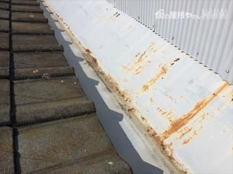 瀬戸内市雨漏り調査