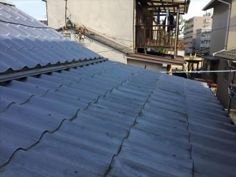 岡山市北区 雨漏り修理 コーキング