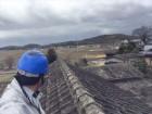 岡山市北区 瓦葺き替え点検