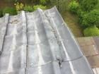 玉野市で屋根瓦修理点検