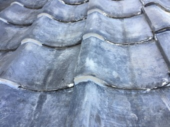 岡山市北区 雨漏り修理 瓦修理