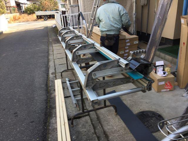岡山市北区 板金の加工機です。