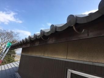 岡山市南区 屋根補修工事 屋根点検