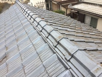 倉敷市 屋根工事 屋根瓦修繕
