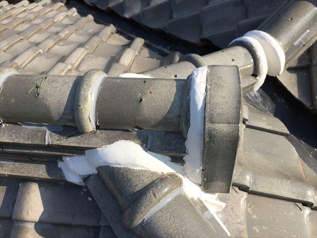 岡山市中区 屋根補修