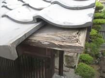 岡山市中区 屋根補修工事 工事前