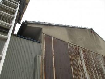 岡山市北区 屋根工事 雨漏り修理 工事完成