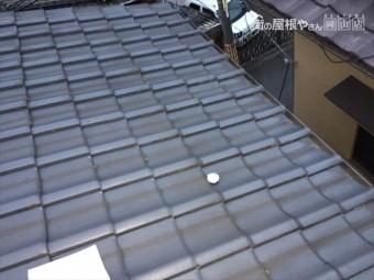 倉敷市 雨漏り点検 屋根の状態