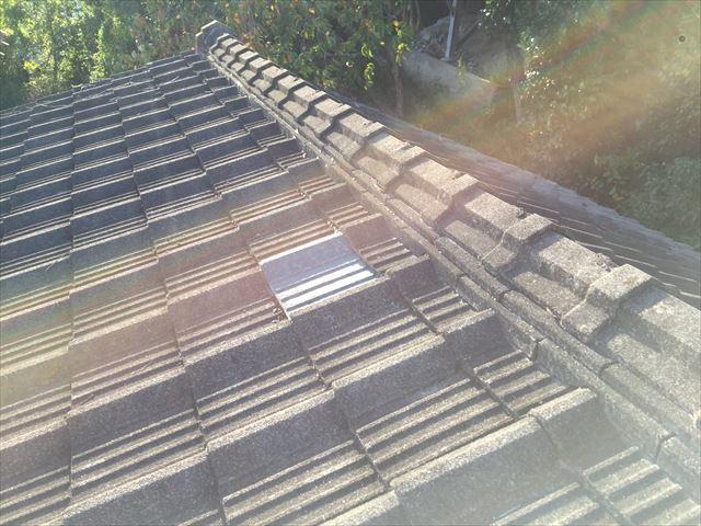 岡山市北区 屋根修理
