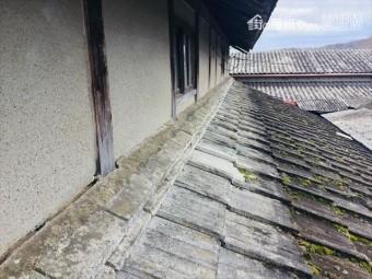 岡山市北区 壁際隙間